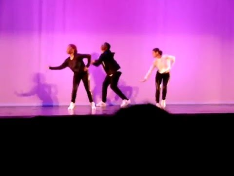 Columbia HS Special Dance Company (We Took The Knight)