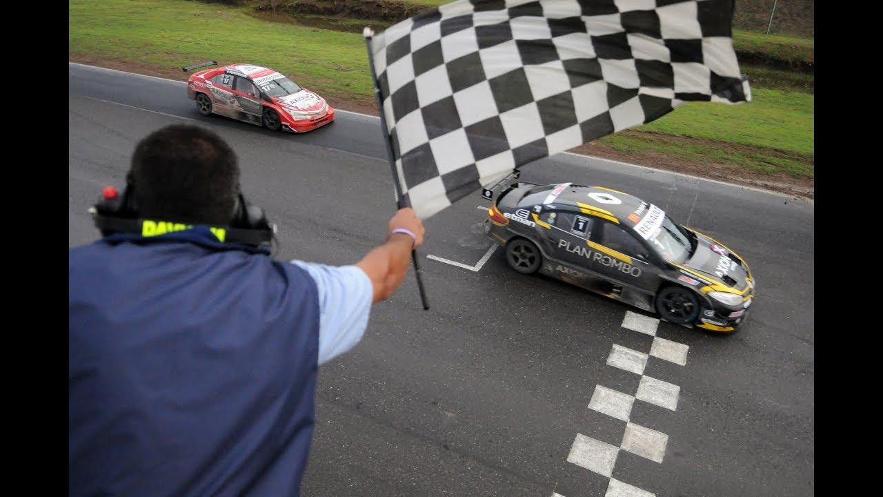 Resumen Carrera 1 del Super TC2000 en Rosario 2018 - YouTube