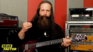 Dream Theater's John Petrucci Plays His Favorite Riffs