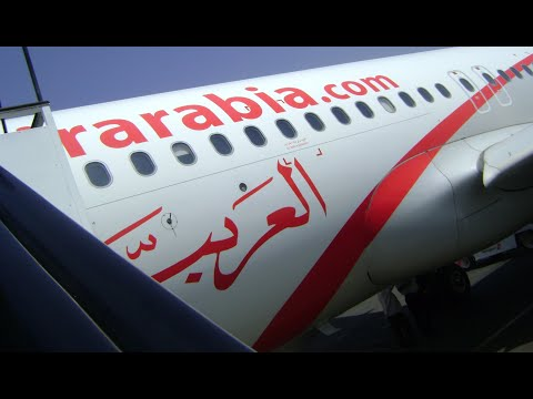 air arabia (Trip report)