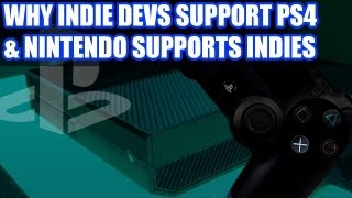 Indie Devs Opinions On Why They Prefer to Develop for the PS4 Over Xbox One & Nintendo Indie News