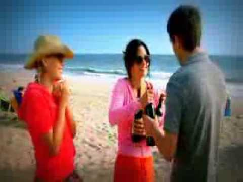 Cougar Town  1x24 beach scene  Leave Your Boyfriends Behind  Leona Naess