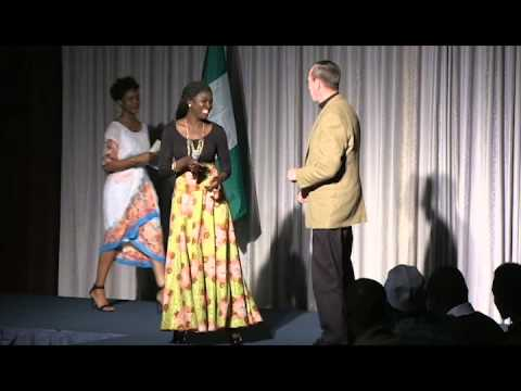 8th Annual African Gala - Awarding of the XASA book scholarship