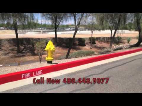 parking lot line painter