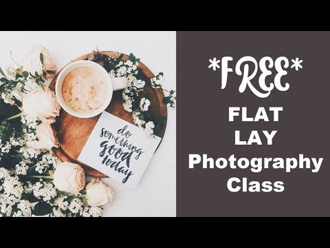 Free Flat Lay Photography ideas for Cardmakers