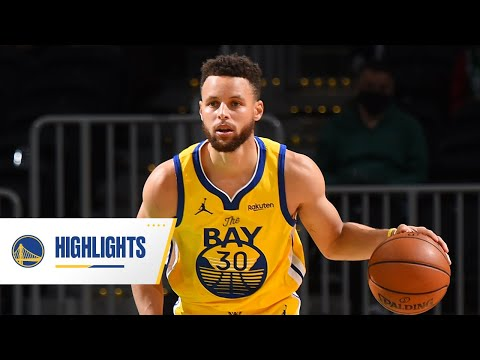 Ten-Straight Games with 30+ Points || Stephen Curry Best Plays