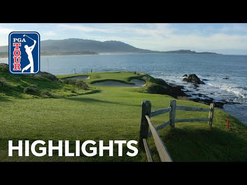 Highlights | Round 1 | AT&T Pebble Beach 2019