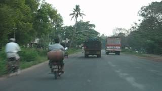 Playing Chicken on an Indian Highway