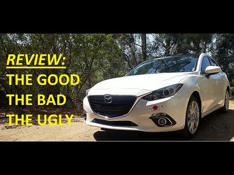 How Has the Mazda 3 2015 S Touring Aged After 2 Years