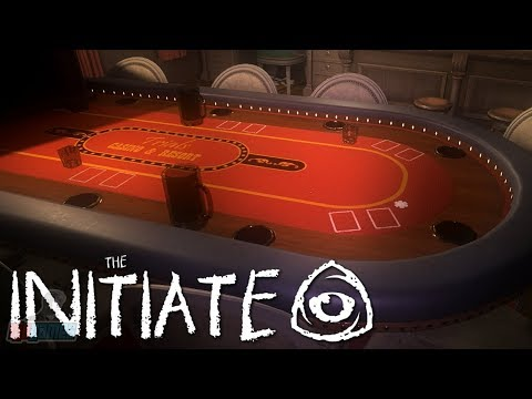 The Initiate Part 5 - Indie Puzzle Game - PC Horror Gameplay Walkthrough - 동영상