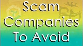 Scam Companies To Avoid! (BTC Extra, Profitmorrows, Elderhash)