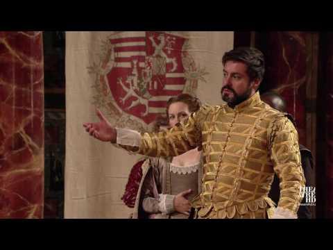 Шекспировский театр ГЛОБУС: Мера за меру