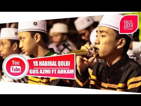 Duet Bikin Baper ( Azmi Ft Ahkam ) Ya Habibal Qolbi Syubbanul Muslimin.