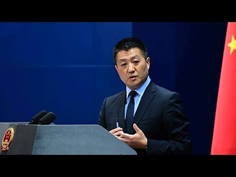 MOFA: U.S. Is Spreading Rumors About Huawei Without Evidence