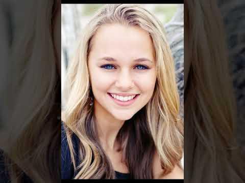 the beautiful Madison Iseman