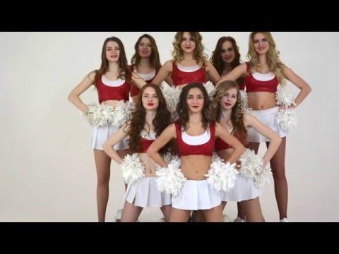 Группа поддержки. Черлидинг. Команда FUrore (промо 2016)