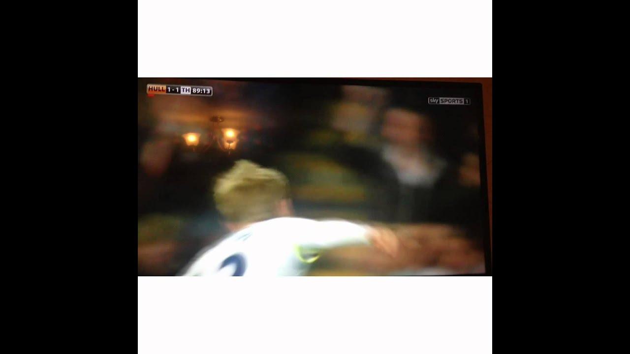 Download Eriksen Goal! (1-2) Hull vs Spurs. 23/11/14!