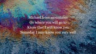 michael from mountains (instrumental) - joni mitchell cover