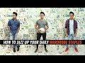 Jazz Up Your Daily Wardrobe Staples   AskMen India