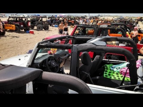 Gopro Jeep Go Topless Day Wilmington Nc