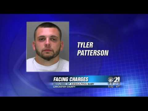Lancaster man charged for assault of 4-month-old
