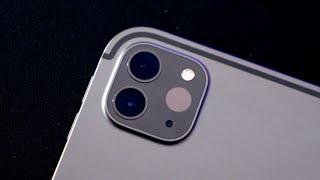 Was bringt der LiDAR-Sensor im iPad Pro?