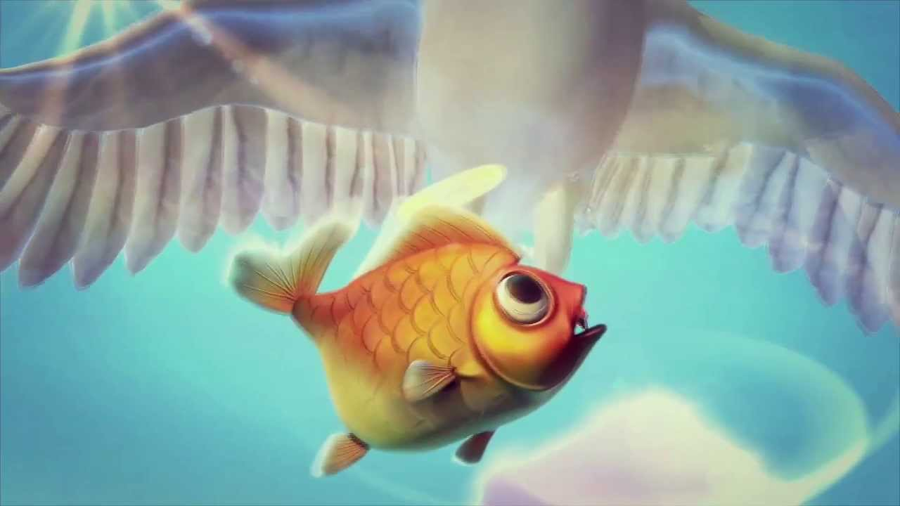 All fishes go to heaven youtube for Go fish film