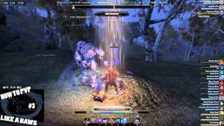 ESO V14 Sorcerer How To PvP Like A BAWS #3