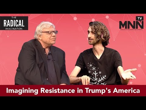 The Radical Imagination: Imagining Resistance in Trump's America-- Antifa at John Jay College