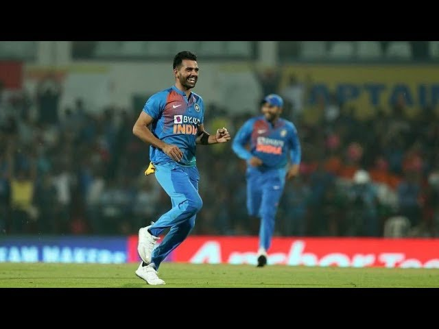 India have found an impeccable death-bowler in Deepak Chahar - Zaheer Khan