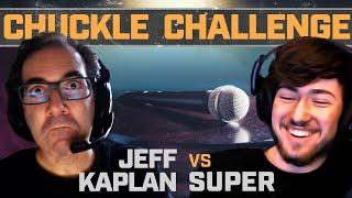 Jeff Kaplan vs. Super — Chuckle Challenge | Shock vs. The World | BlizzConline 2021