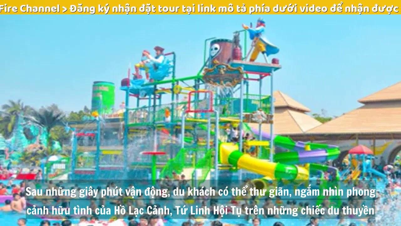Biển Tiên Đồng - Ngọc Nữ Suối Tiên tại TP.HCM có gì mà hấp dẫn đến vậy?