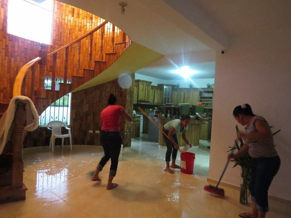 Limpiando mi casa youtube - Casas de limpieza ...