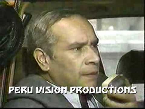 """SERIE PERUANA GAMBOA (1984) """"LA HERENCIA"""" PARTE 5"""