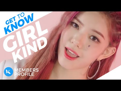 GIRLKIND (걸카인드) Members Profile (Birth Names, Birth Dates, Positions etc..) [Get To Know K-Pop]