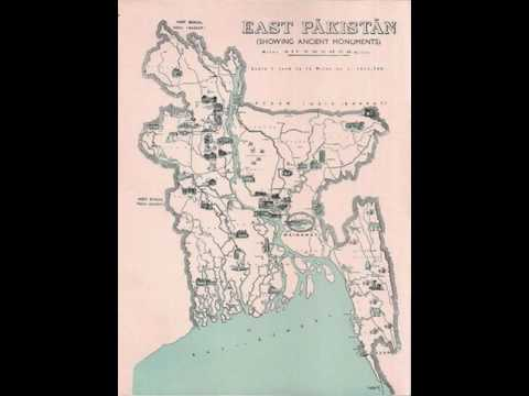 A historical Archaeological map of East Pakistan  YouTube