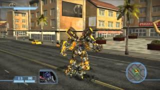Прохождение игры Transformers 1  (2-4 Миссия)