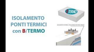 Posa GASBETON - Isolamento ponti termici con BTermo