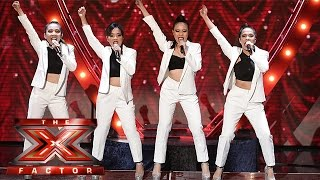 there aint no other women like 4th impact live week 4 the x factor 2015