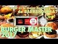 ¿Cuál es la mejor hamburguesa de BARRANQUILLA? BURGER MASTER 2017 | Pepito Viaja