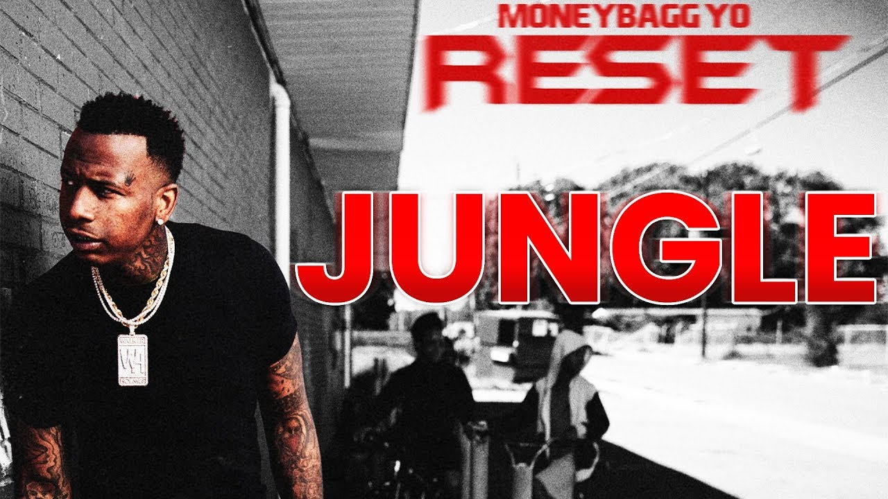 "MoneyBagg Yo ""Jungle"" Beat Instrumental Remake"
