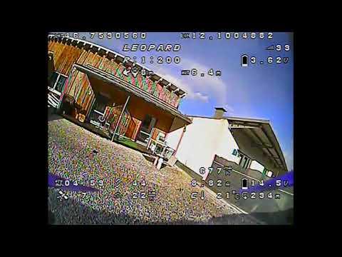 Фото FPV 25-03-2020 - Leopard - GPS Test Terrasse (Jungfernflug)
