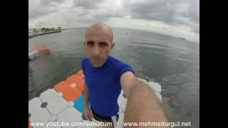 İstanbul Tuzla halk plaji su altı çekimi