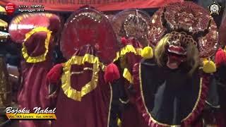 Lagu Jaranan BOJOKU NAKAL Voc IKA Lovers == ROGO SAMBOYO PUTRO Live Tempel 2018
