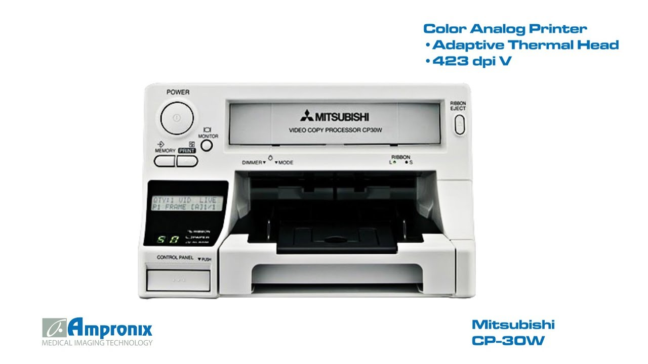 Mitsubishi CP-30W Printer Driver Download