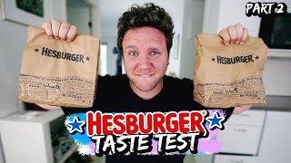 HESBURGER TASTE TEST | Part 2