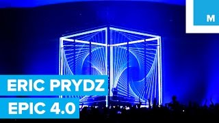 Eric Prydz EPIC 4.0: An Exclusive Look Inside the Live Show | Mashable