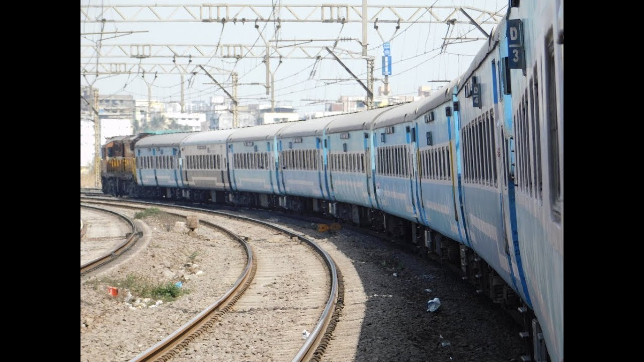 Mumbai To Jalna : Full Journey : 12071 Dadar - Jalna Jan Shatabdi Express :  Indian Railways