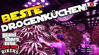 GTA 5 Online - BIKERS Update: Die Besten Drogen Unternehmen! [Gras, Koks, Meth usw! PS4 Gameplay]