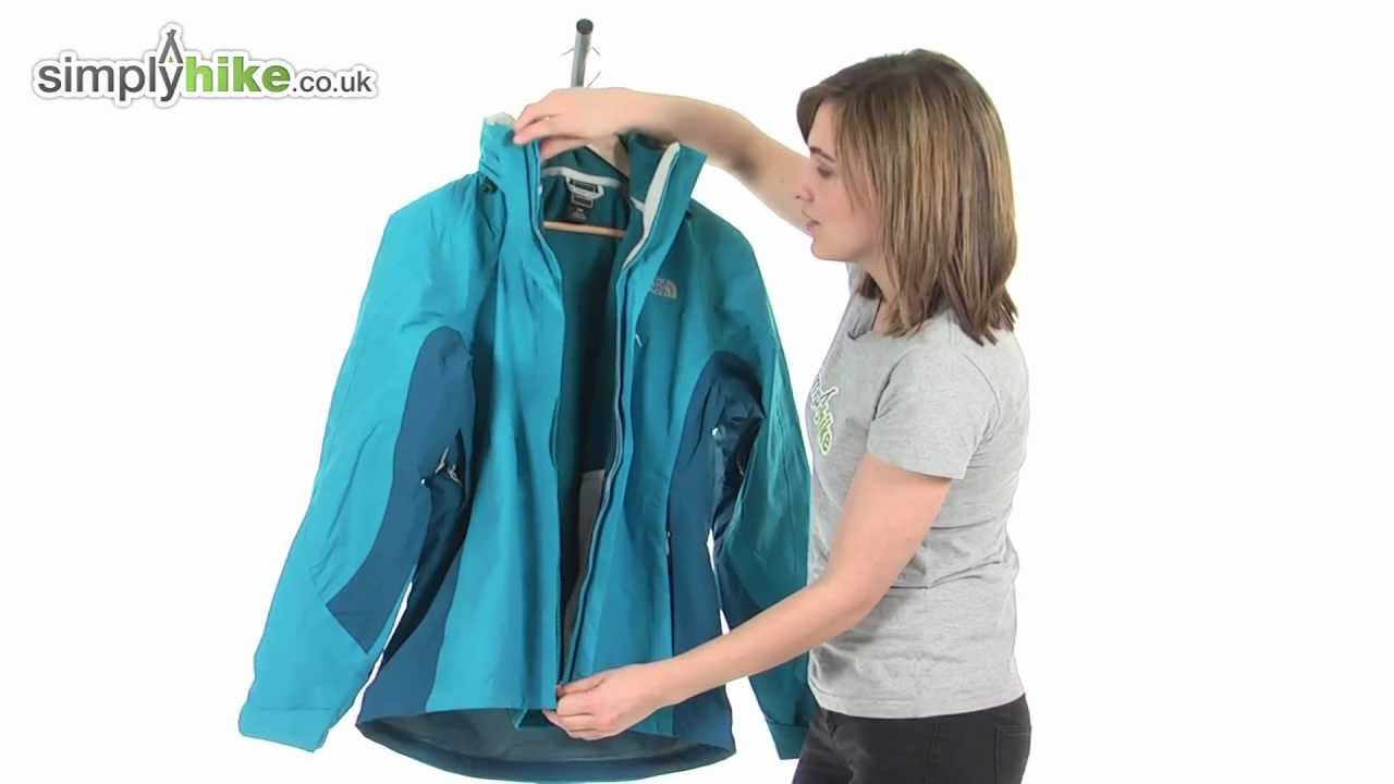 c4bbe5aa0 The North Face Womens Evolution Triclimate Jacket